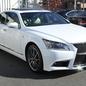 LS600h Fスポーツ HDDマルチ メローホワイト SR