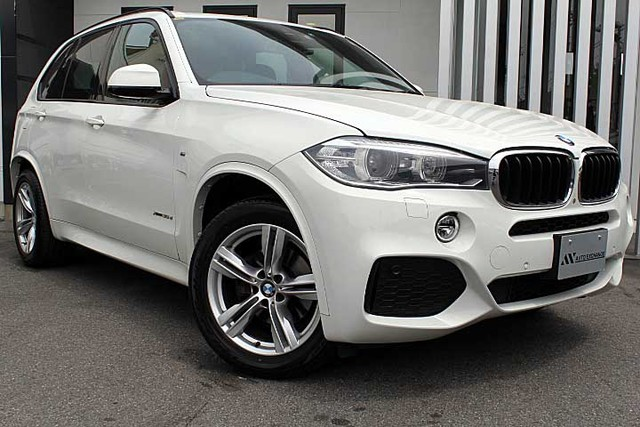 BMW X5/xDrive 35d Mスポーツのサムネイル