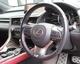 RX450h Fスポーツ/SDマルチ/赤革/プラチナ1年保証付のサムネイル